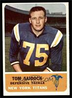 Tom Saidock [NM]