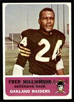 Fred Williamson [VG]