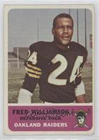 Fred Williamson [GoodtoVG‑EX]