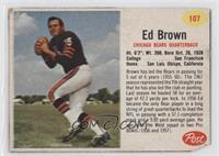 Ed Brown [Poor]