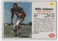 Willie Galimore [Good to VG‑EX]