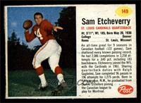 Sam Etcheverry [VG EX]