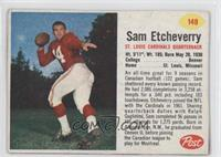 Sam Etcheverry