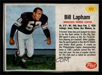 Bill Lapham [EX MT]