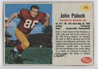 John Paluck [Good to VG‑EX]