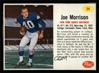 Joe Morrison [EX]