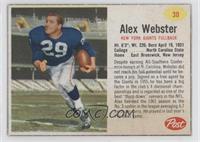Alex Webster [Authentic]