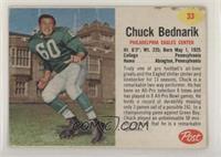 Chuck Bednarik [GoodtoVG‑EX]