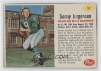 Sonny Jurgensen [GoodtoVG‑EX]