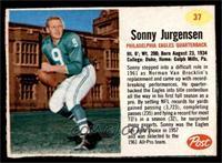 Sonny Jurgensen [VGEX]