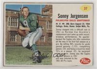 Sonny Jurgensen [PoortoFair]