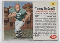 Tommy McDonald [Authentic]