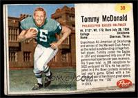 Tommy McDonald [GOOD]