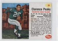Clarence Peaks [PoortoFair]