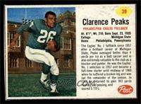 Clarence Peaks [EX]
