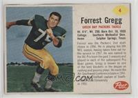 Forrest Gregg [Noted]