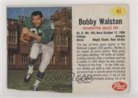 Bobby Walston [Poor]