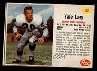 Yale Lary [VG]