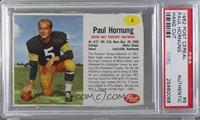 Paul Hornung [PSAAuthentic]