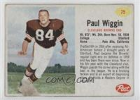 Paul Wiggin [Authentic]