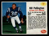 Bill Pellington [NM]