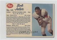 Bob Jeter [PoortoFair]