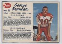 George Brancato [GoodtoVG‑EX]