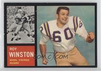Roy Winston [GoodtoVG‑EX]