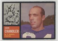 Don Chandler