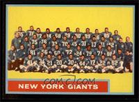 New York Giants Team [NM]