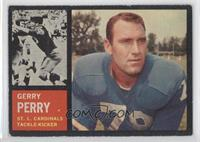 Gerry Perry [Good to VG‑EX]
