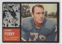 Gerry Perry