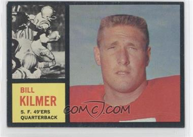1962 Topps - [Base] #151 - Billy Kilmer
