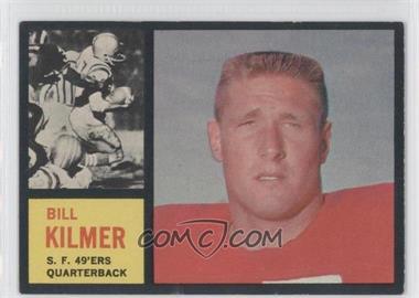 1962 Topps - [Base] #151 - Billy Kilmer