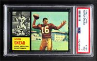Norm Snead [PSA 7 NM]