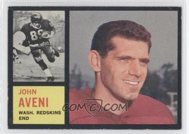 1962 Topps - [Base] #171 - John Aveni [GoodtoVG‑EX]
