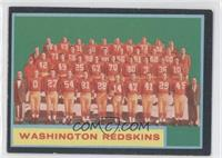 Washington Redskins Team