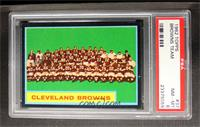 Cleveland Browns Team [PSA 8]