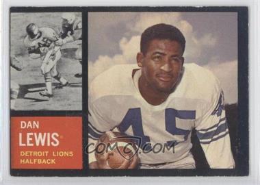 1962 Topps - [Base] #51 - Dan Lewis
