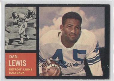 1962 Topps - [Base] #51 - Dan Lewis [GoodtoVG‑EX]