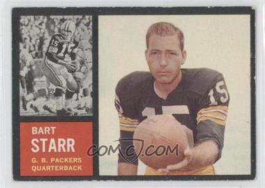 1962 Topps - [Base] #63 - Bart Starr