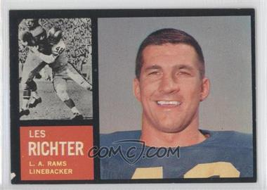1962 Topps - [Base] #86 - Les Richter [Good to VG‑EX]