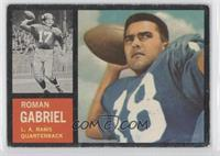 Roman Gabriel [Good to VG‑EX]