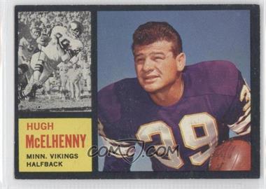 1962 Topps - [Base] #92 - Hugh McElhenny
