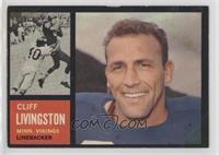 Cliff Livingston [Poor]