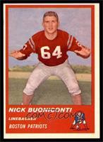Nick Buoniconti [EXMT]