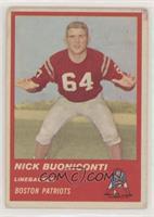 Nick Buoniconti [GoodtoVG‑EX]