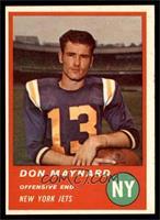 Don Maynard [EXMT]