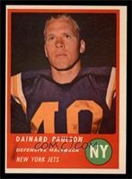 Dainard Paulson [EXMT]