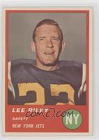 Lee Riley